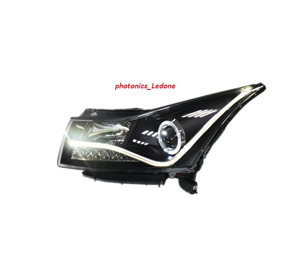 CHEVROLET Cruze Angel Eyes LED Head Lamp V6 Type