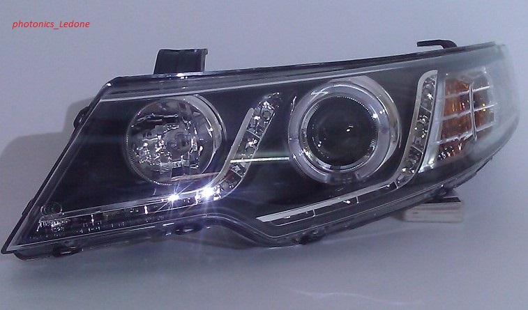 KIA Forte LED Angel Eyes Headlight